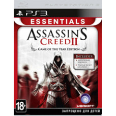 Assassin's Creed 2 Game Of The Year Edition Essentials (Русская версия) (PS3)