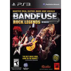 BandFuse Rock Legends Cable Bundle (PS3)