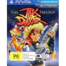 The Jak & Daxter Trilogy (PS Vita)