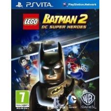 LEGO Batman 2: DC Super Heroes (PS VITA)