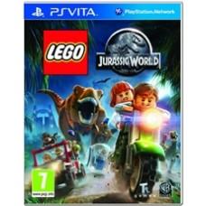 LEGO Jurassic World (русские субтитры) (PS VITA)