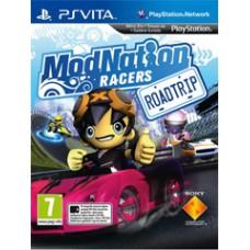 ModNation Racers: Road Trip (русская версия) (PS Vita)