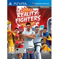 Reality Fighters (Бой в реальности) (русская версия) (PS vita)