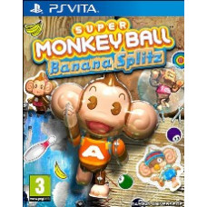 Super Monkey Ball Banana Splitz (PS VITA)