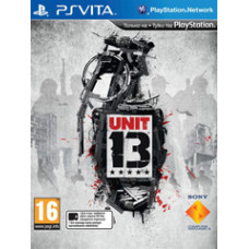 Unit 13 (русская версия) (PS vita)