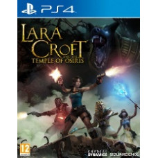 Lara Croft and the Temple of Osiris (русские субтитры) (PS4)
