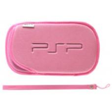 PSP Сумка мягкая + ремешок (для 1000-2000-3000 версий)