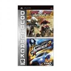 2 в 1 MX vs ATV + Juiced 2 (PSP)