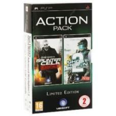 2 в 1 Tom Clancy's Splinter Cell + Tom (PSP)