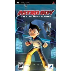 Astroboy: the Video Game (PSP)