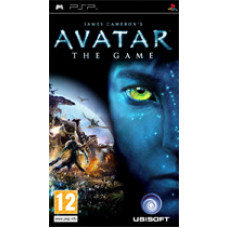 Avatar James Cameron's: The Game (PSP)