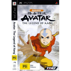 Avatar: The Legend of Aang (PSP)
