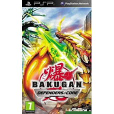 Bakugan: Defenders of the Core (Бакуган) (PSP)