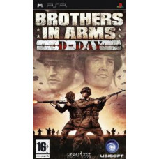 Brothers In Arms: D - Day (PSP)