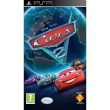 Cars Тачки 2 (русская версия) (PSP)