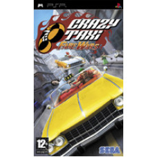 Crazy Taxi: Fare Wars (PSP)
