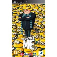 Despicable Me - Гадкий Я (русская документация) (PSP)