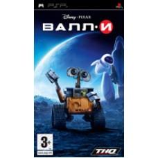 Disney / WALL-E (ВАЛЛ-И) русская версия (PSP)