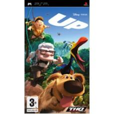 Disney/Pixar Вверх (UP) Русская версия (PSP)
