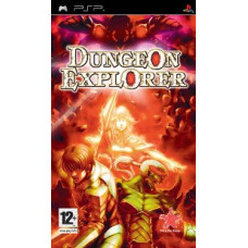 Dungeon Explorer.Warriors of Ancient(PSP)