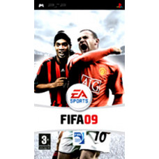 FIFA 09 PSP (Русская версия)