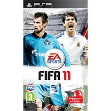FIFA 11 (русская версия) (PSP)