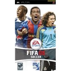 Fifa Soccer 2008 (PSP)
