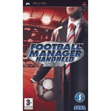 Football Manager 2008 (PSP)