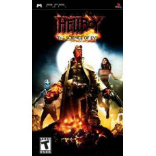 Hellboy:the Science of Evil (PSP)