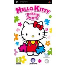 Hello Kitty Puzzle Party. Пазлы для девочек (PSP)