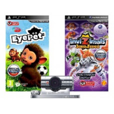 Комплект Eye Pet+Invizimals+Камера (PSP)