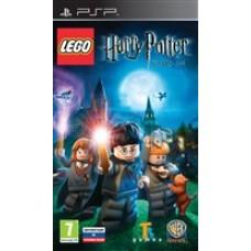 LEGO Harry Potter: Year 1-4 (PSP)