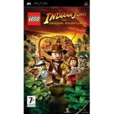 LEGO Indiana Jones: the Original Adventures (PSP)