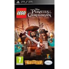 LEGO Пираты Карибского моря (русская версия) (PSP)