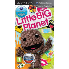 LittleBigPlanet (русская версия) (PSP)
