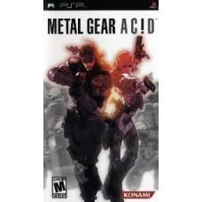 Metal Gear Ac!d (PSP)