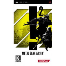 Metal Gear Ac!d 2 (PSP)