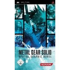 Metal Gear Solid:Digital Graphic Novel (PSP)