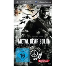 Metal Gear Solid:Peace Walker (PSP)
