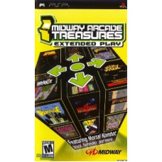 Midway Arcade Treasures:Extended Play (PSP)