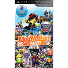 ModNation Racers (русская версия) (PSP)