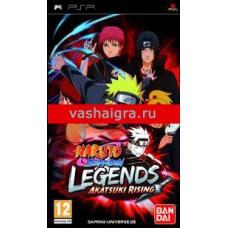 Naruto Shippuden Legends: Akatsuki Rising  (PSP)