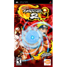 Naruto: Ultimate Ninja Heroes 2 – The Phantom Fortress (PSP)