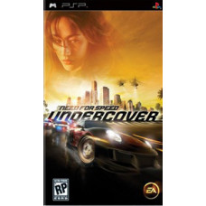 Need for Speed Undercover (русская версия) PSP