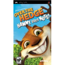 Over the Hedge: Hammy Goes Nuts (PSP)
