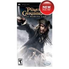 Пираты Карибского моря На краю света (русская версия) (PSP)