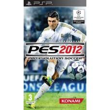Pro Evolution Soccer 2012 (русские субтитры) (PSP)