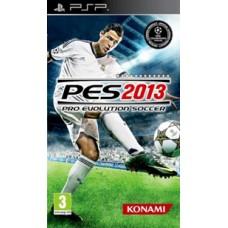 Pro Evolution Soccer PES 2013 (русская документация) (PSP)