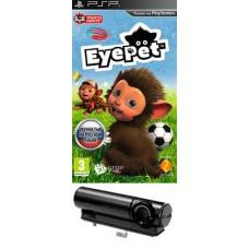 PSP USB Камера + игра EyePet (PSP) (русская версия)