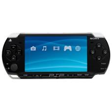 Sony Playstation Portable (PSP) Slim&Lite 2000 Black
